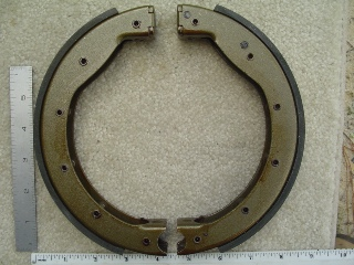 0029 - Mechanical Brake Shoe Set FL Front - XL Front/Rear
