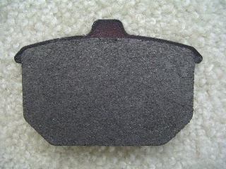0036 - Brake Pad Set For Girling Style Calipers