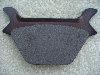 0039 - Rear Pad Set