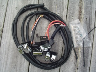 0063 - Handlebar Wiring Harnesses for most Models 1996 - 2006