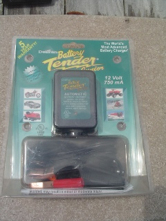 0071 - 12 Volt Battery Tender Junior