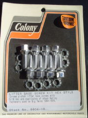 0123 - OEM Style Lifter Base Screws