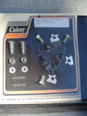 0136 - Inner Primary Mounting Kit