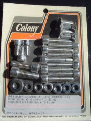 0139 - Big Twin Allen Head Primary Screw Kits