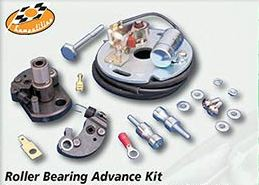 0177 - Points Ignition w/Roller Bearing Advance Unit
