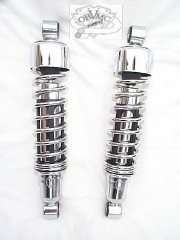 0227 - Chrome Plated Sportster Shocks