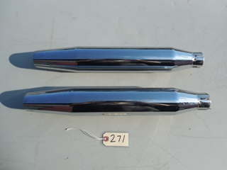 0271 - Evolution Dyna Muffler Set