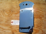 0011 - Left Side Mount License Plate Bracket