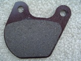 0035 - Brake Pad Set For Large Kidney Shaped Calipers