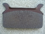 0038 - Rear Brake Pad Set