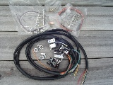 0062 - Handlebar Wiring Harnesses for 1982-95 Models