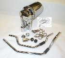 0084 - Oil Filter Housing Kit for Evolution Softail� Models