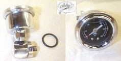 0085 - Rocker Box Mounted Oil Gauge