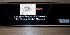 0100 - Dyna Glide� Forward Control Kit