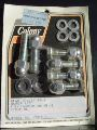 0162 - Rear Fender Rail Acorn Screw Kit