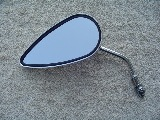 0207 - Old Style Tear Drop Mirror