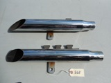 0268 - FX Softail Muffler Set