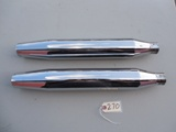 0270 - FL FX Softail Muffler Set
