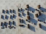 0377 - 1940- 1948 Side Valve Spring Cups + Hardware