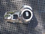 0401 - Chrome Big Twin 5 Hole Primary Cover