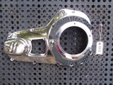 0402 - Chrome Big Twin 5 Hole Primary Cover